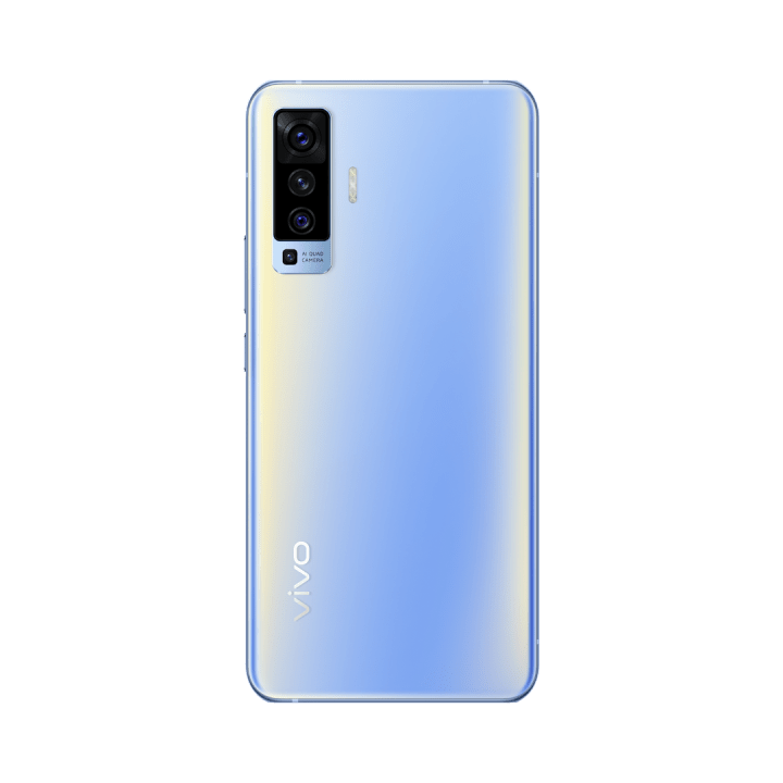 Vivo X50 Liquid Oxygen (Blue)