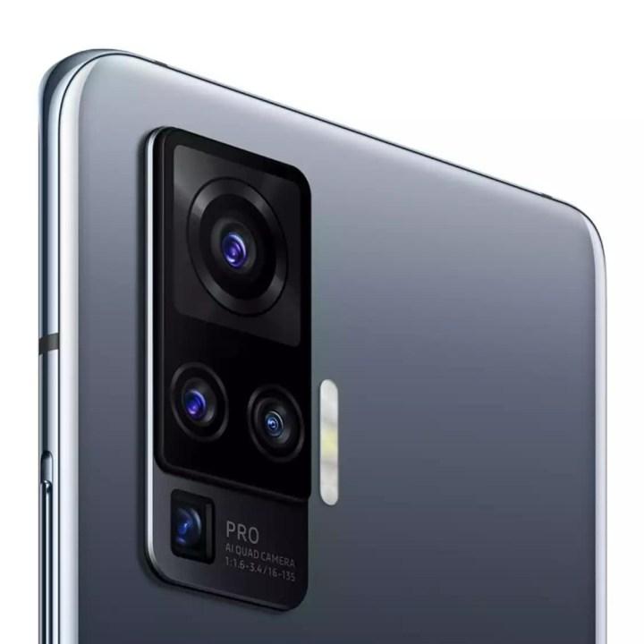 Vivo X50 Pro Mirror Black
