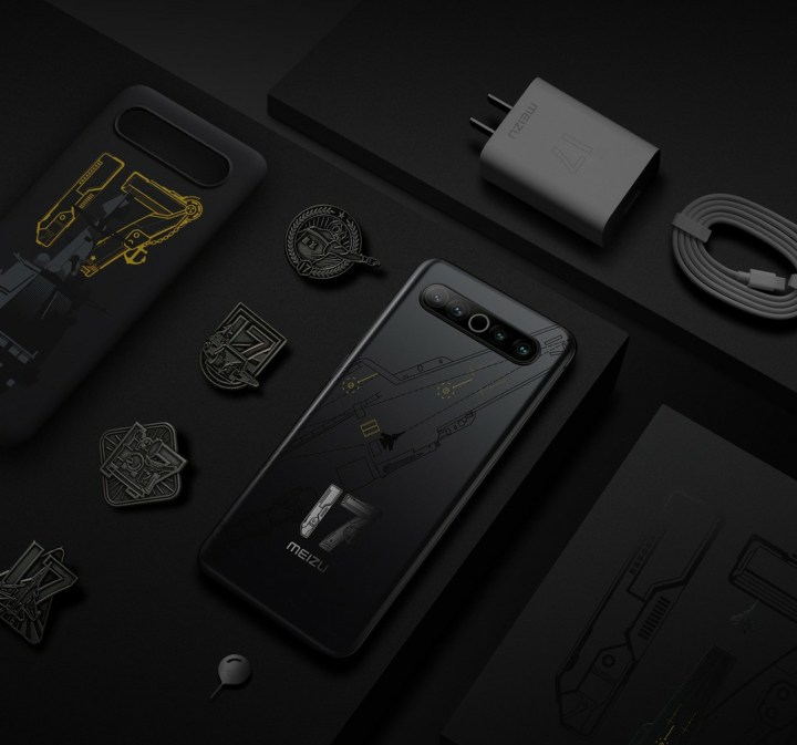 Meizu 17 Aircraft Carrier Limited Edition