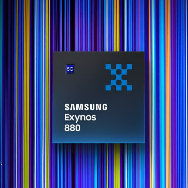 Samsung Exynos 880 5G chip