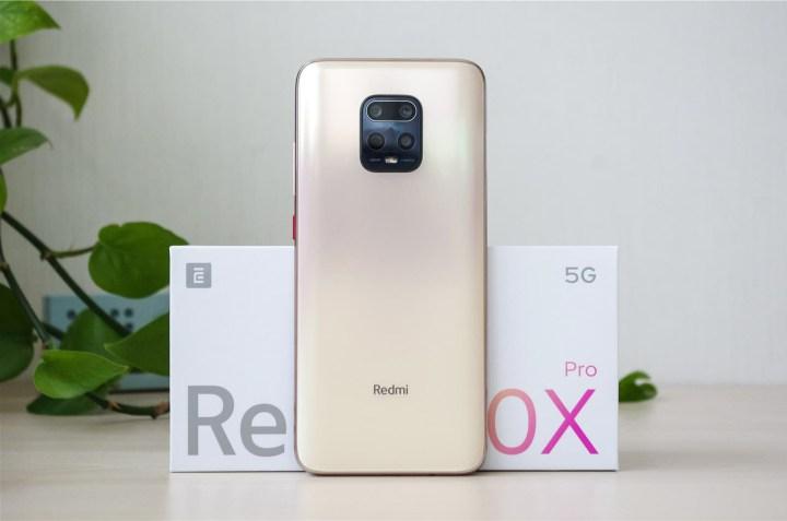 Phone back, Redmi 10x Pro camera review