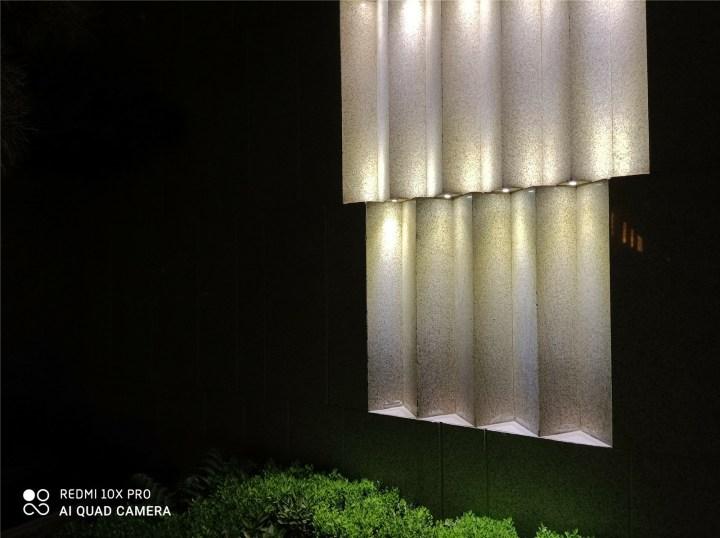 Redmi 10X Pro Camera Sample: Night