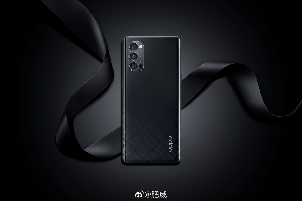 Oppo Reno4 Pro Black color