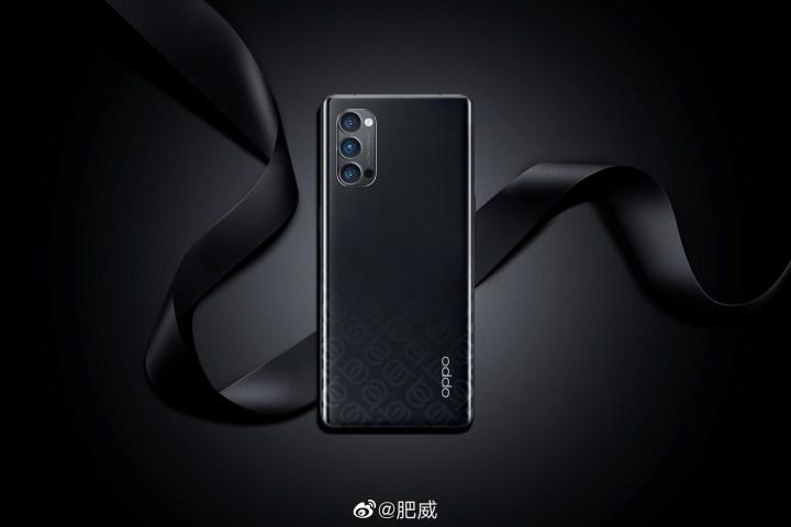 Oppo Reno4 Pro Black color