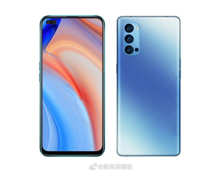 Oppo Reno4 Standard Version