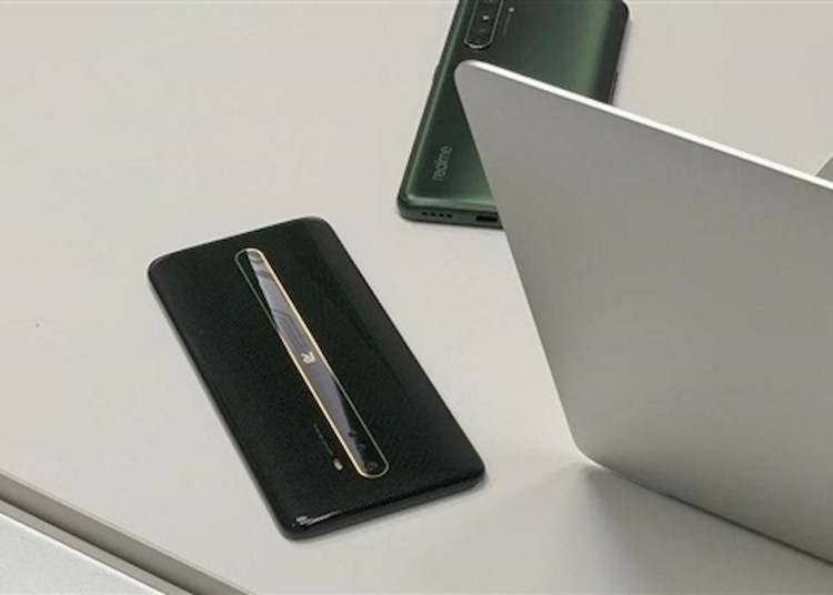Realme's Unreleased masterpiece Prototype Phone