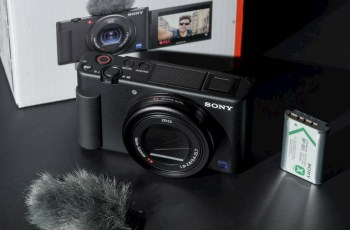 Sony ZV-1 Unboxing