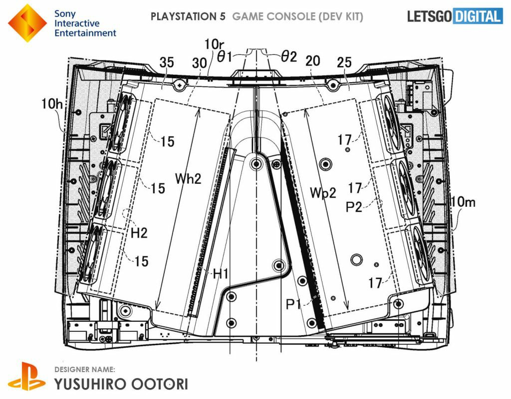 PlayStation 5 Cooling System