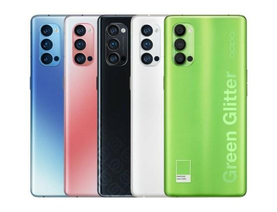 Oppo Reno4 Pro Colors
