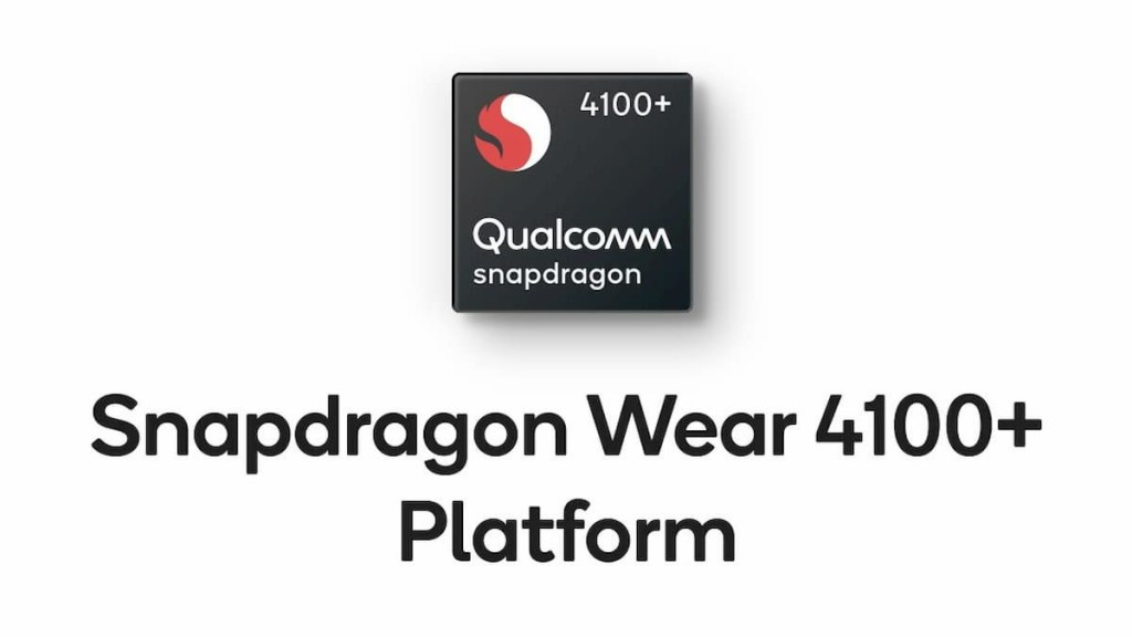 Snapdragon Wear 4100 and Snapdragon Wear 4100 Plus
