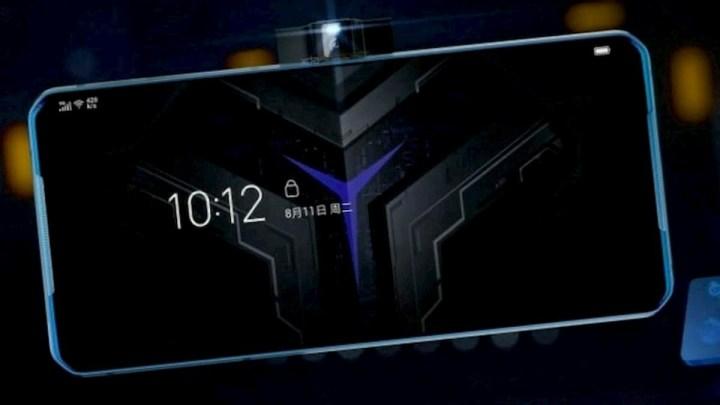 Lenovo Legion Gaming Phone Antutu Benchmark