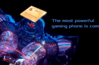 Asus Rog Phone 3 Snapdragon 865+ Processor