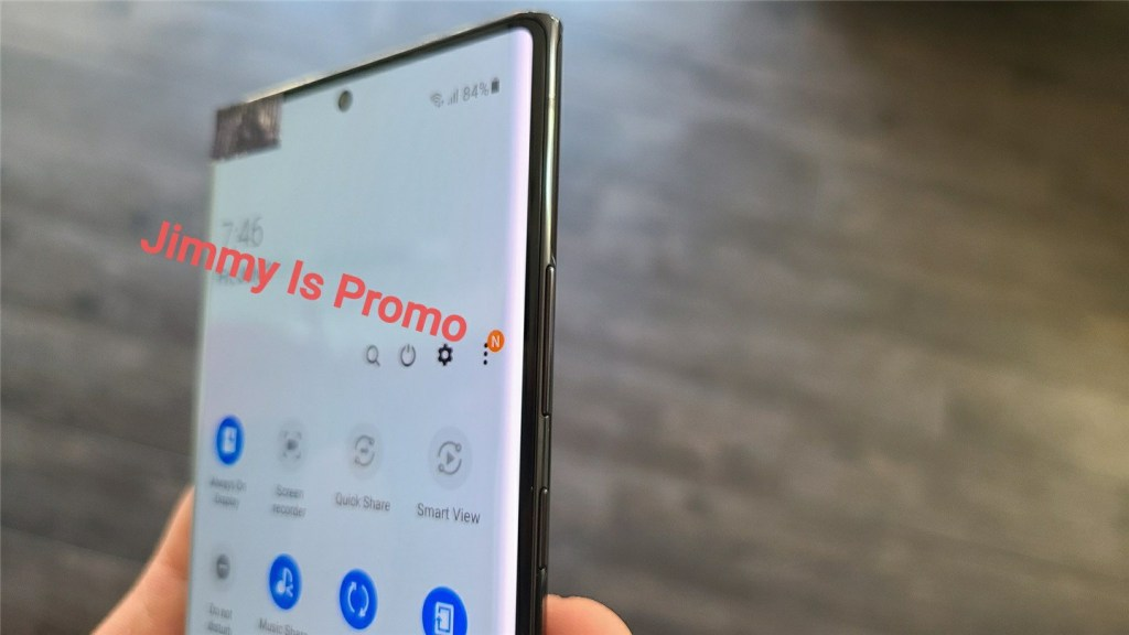 Samsung Galaxy Note 20 Ultra hands-on video