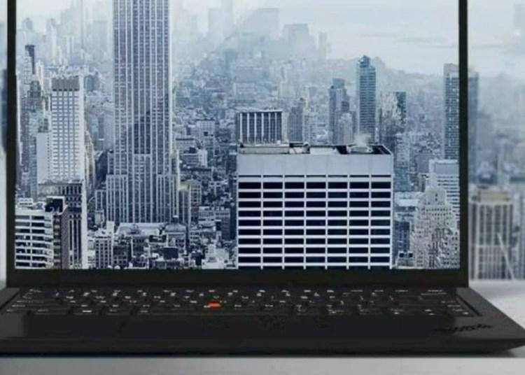 Lenovo ThinkPad X1 Nano appearance