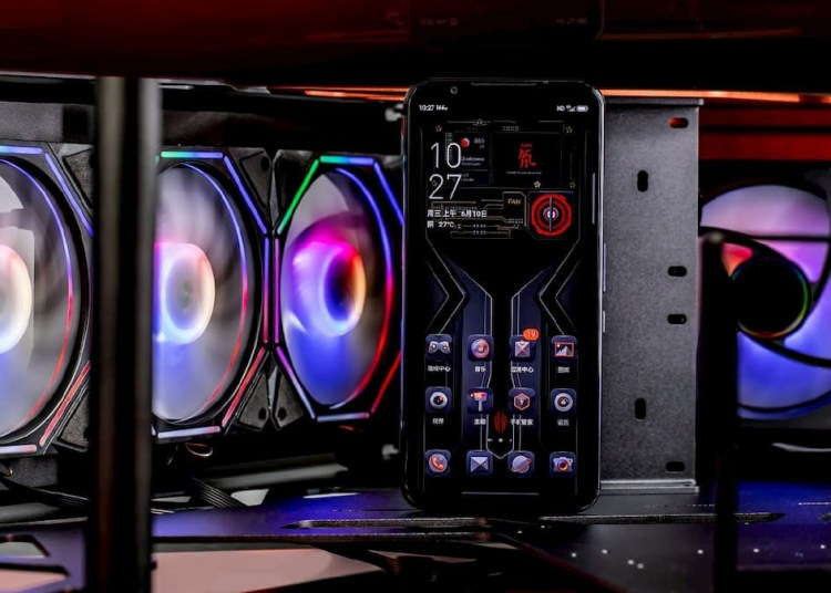 Red Magic 5S Bring Magic Write Technology With LPDDR5 and UFS 3.1