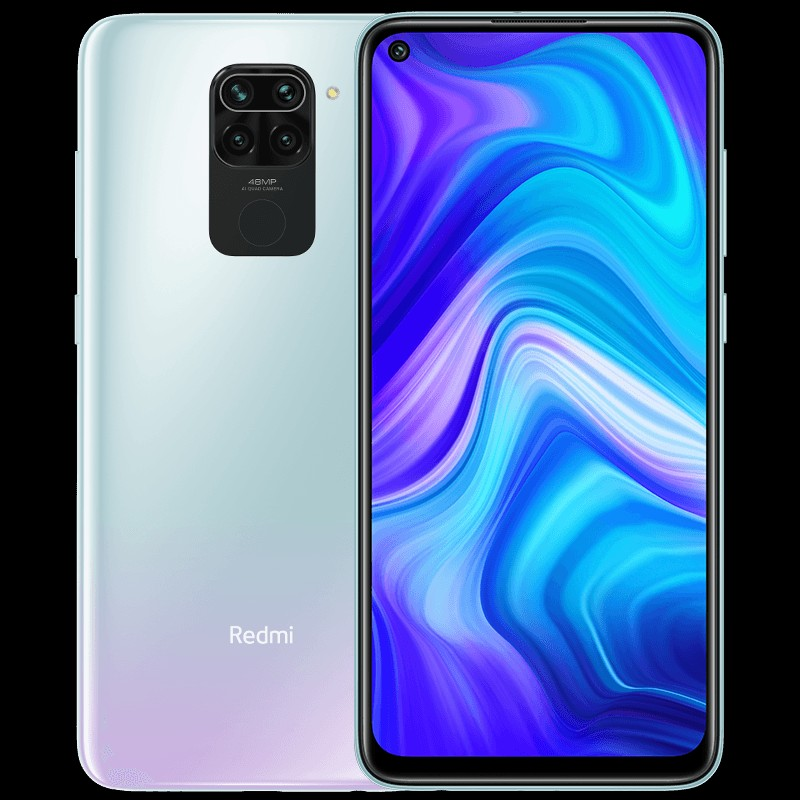 Redmi Note 9 Arctic White Color