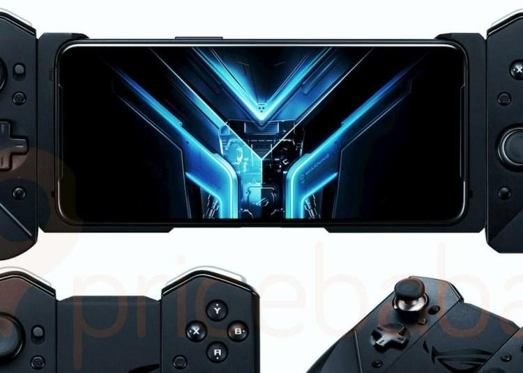 Asus Rog Phone 3 gaming accessories