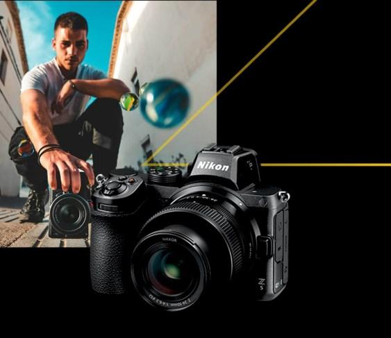 Nikon Z5 Introduction
