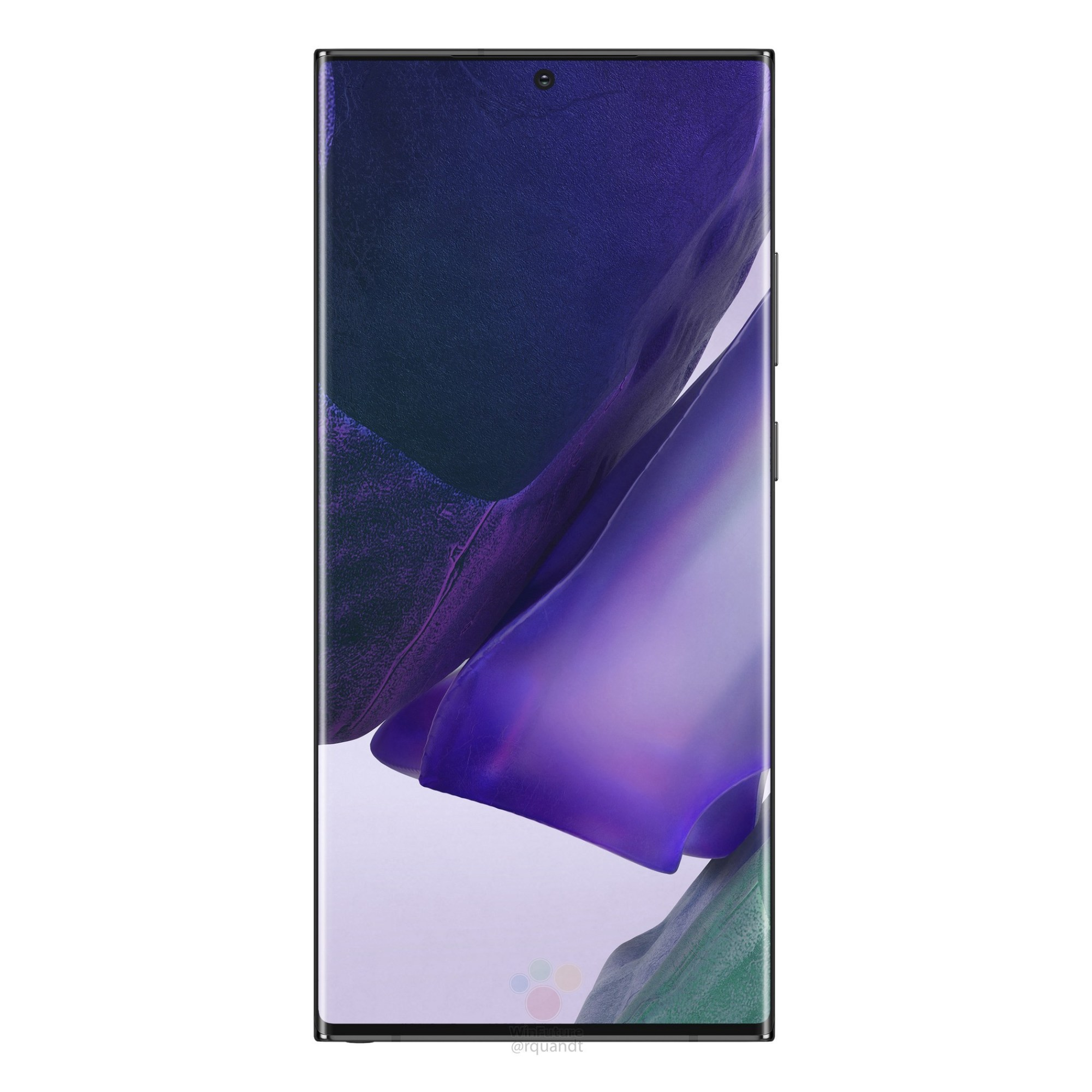 Samsung Galaxy Note 20 Ultra in Mystic Black