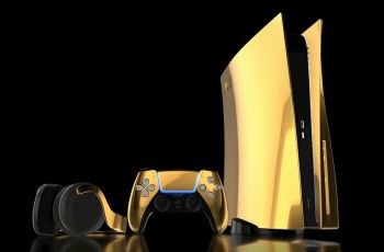 Sony PlayStation 5 Gold Edition