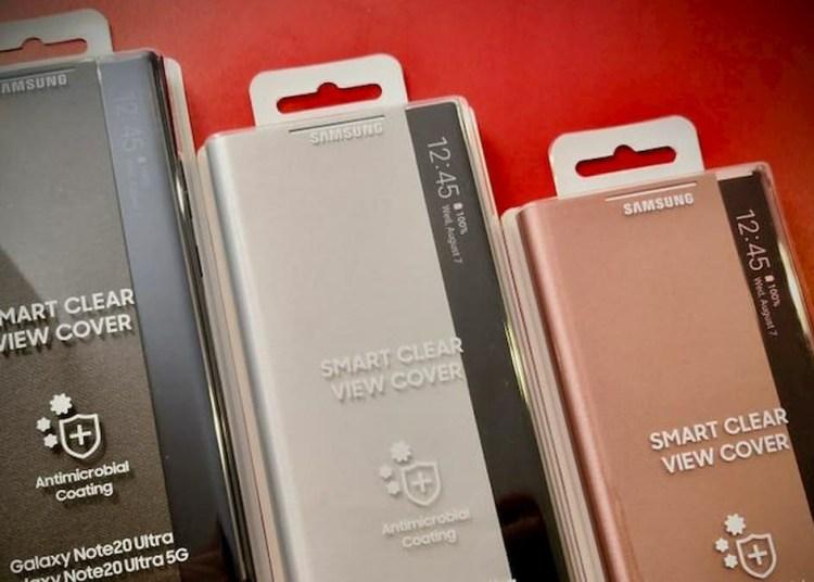 Samsung Galaxy Note20 Ultra Orignal flip cover