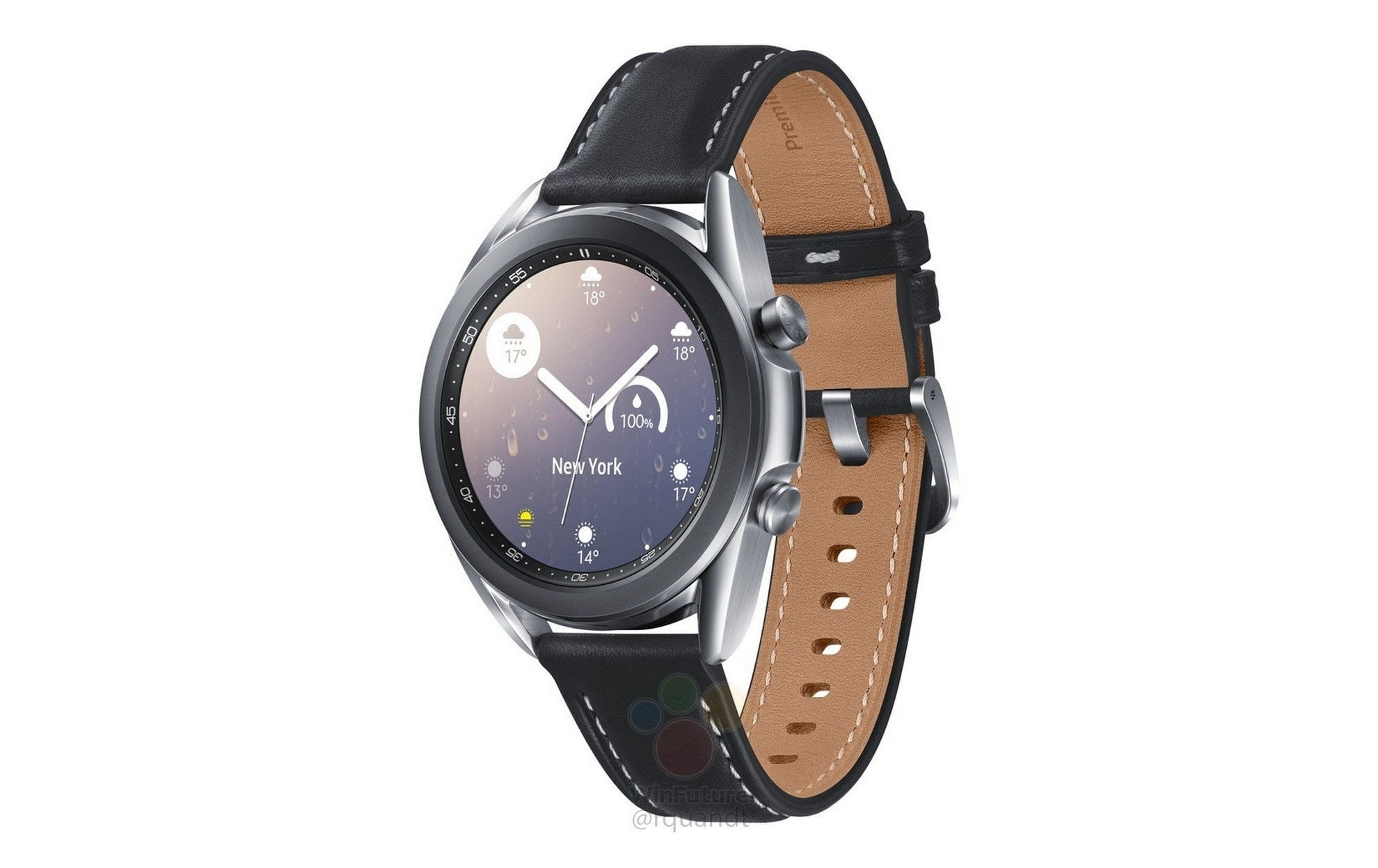 Galaxy Watch 3 41mm and 45mm