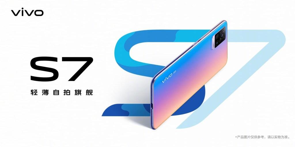 Vivo S7 Official Poster