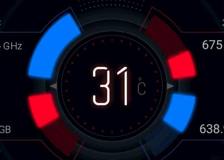 Asus Rog Phone 3 3.4Ghz Clock Speed