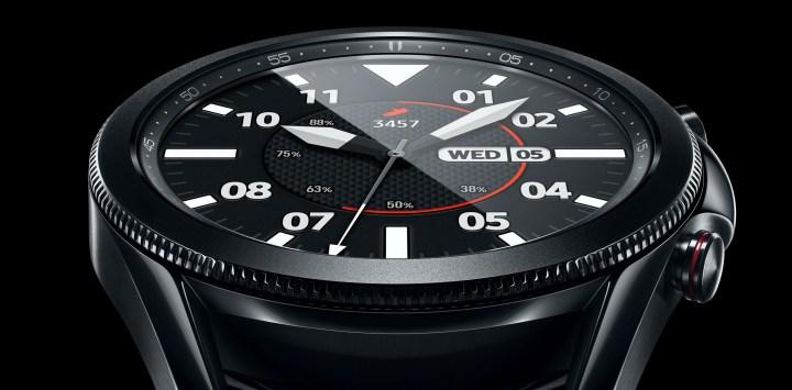 Galaxy Watch 3 marketing materials