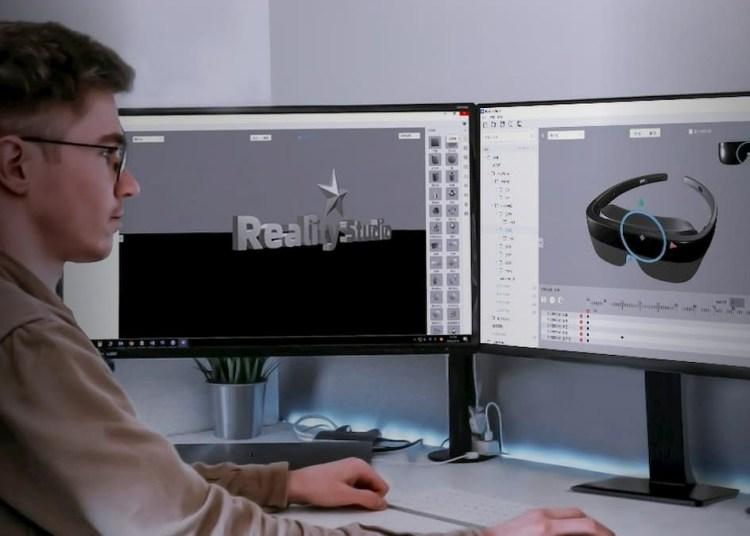 Huawei Reality Studio: 3D Development Tool