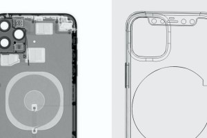 Apple iPhone 12 Wireless Charging Module