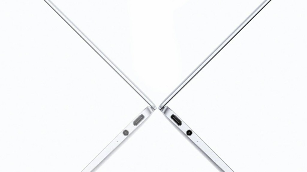 Huawei MateBook X New Features