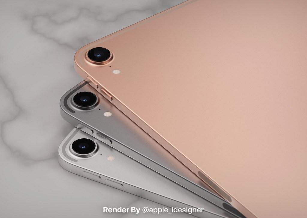 Apple iPad Air 4 concept