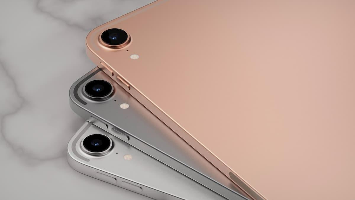 Apple IPad Air 4 Concept Design Moving Closer To IPad Pro ...