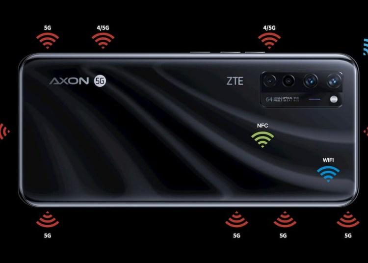 ZTE AXON 20 5G 360-Degree Antenna