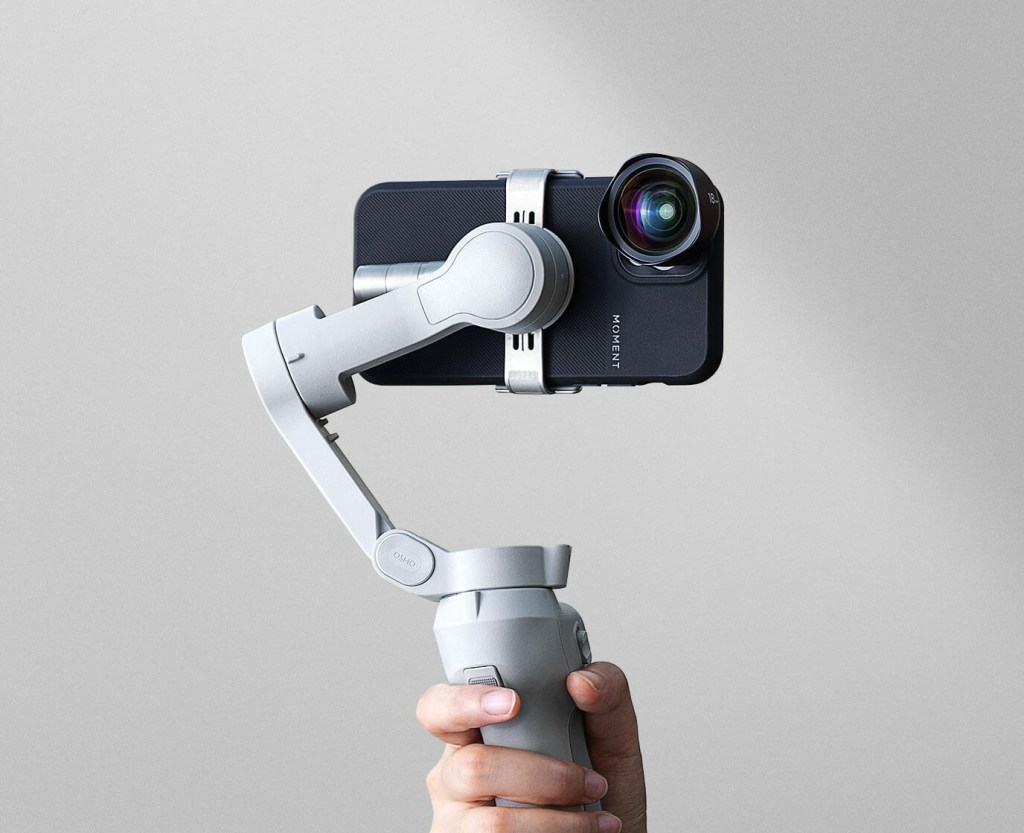 DJI OM 4 Mobile stabilizer review