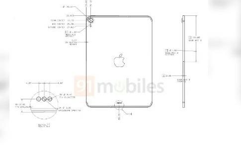 Apple iPad 2020 Design