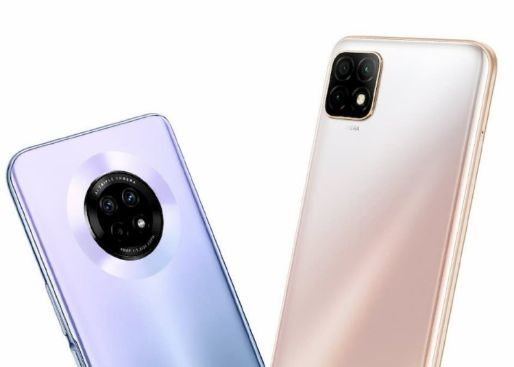 Huawei Enjoy 20 series Officially announced 40W charging, ID and release date
