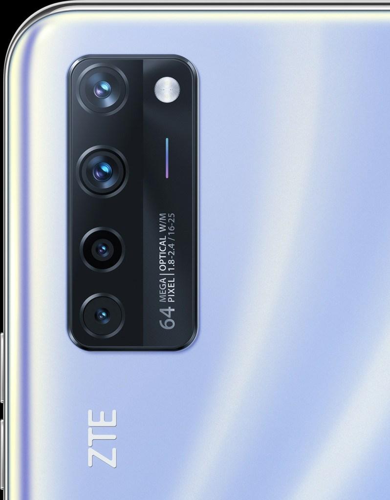 ZTE Axon A20 5G camera
