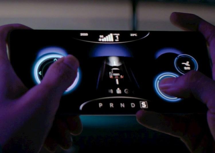 Mi 10 Ultra Remotely Control Sports Car