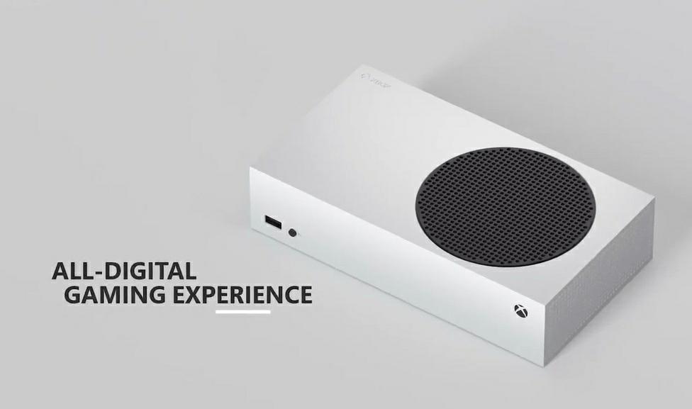 Microsoft Xbox Series S Promotional Video Screenshots