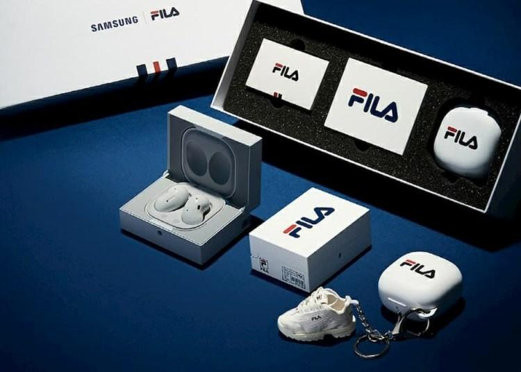 Samsung Galaxy Buds Live FILA Limited Edition