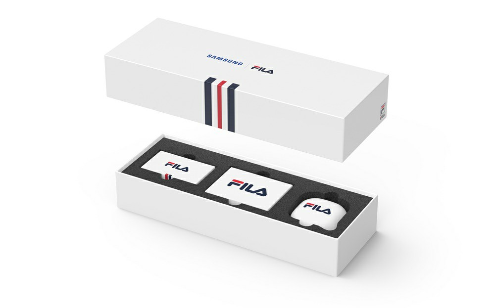 Samsung Galaxy Buds Live FILA Limited Edition