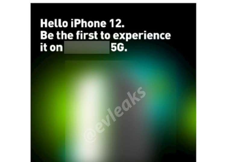 Apple iPhone 12 Release Date Leaked in Carrier E-mail