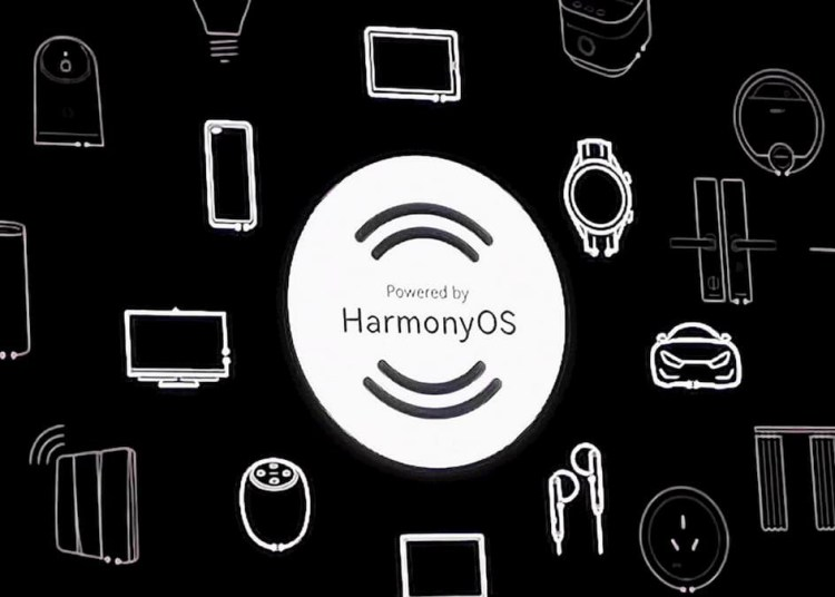 Harmony OS Logo Leaks and EMUI 11 Support for Harmony OS