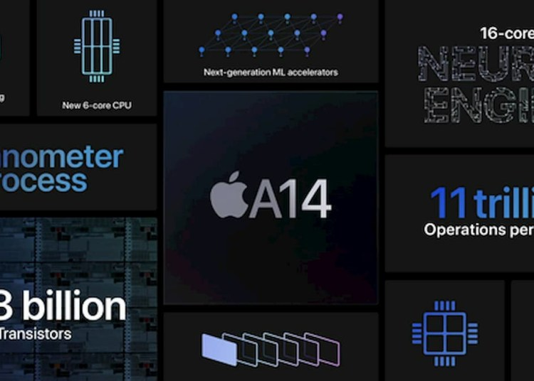 Apple A14 Bionic Specifications Highlighted