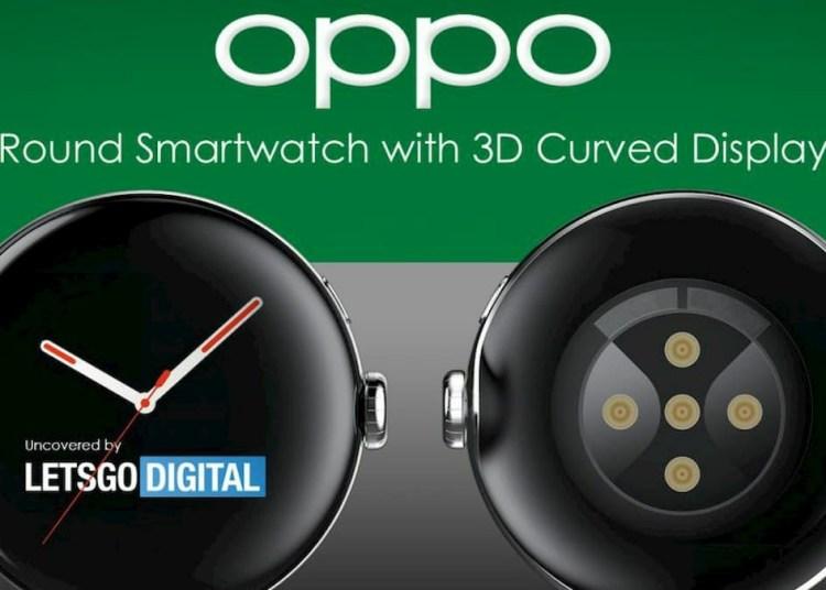 OPPO Watch Patent