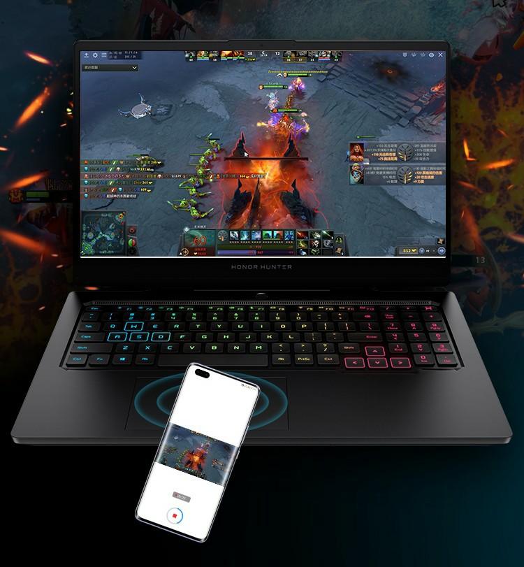 Honor Hunter V700 Gaming Notebook