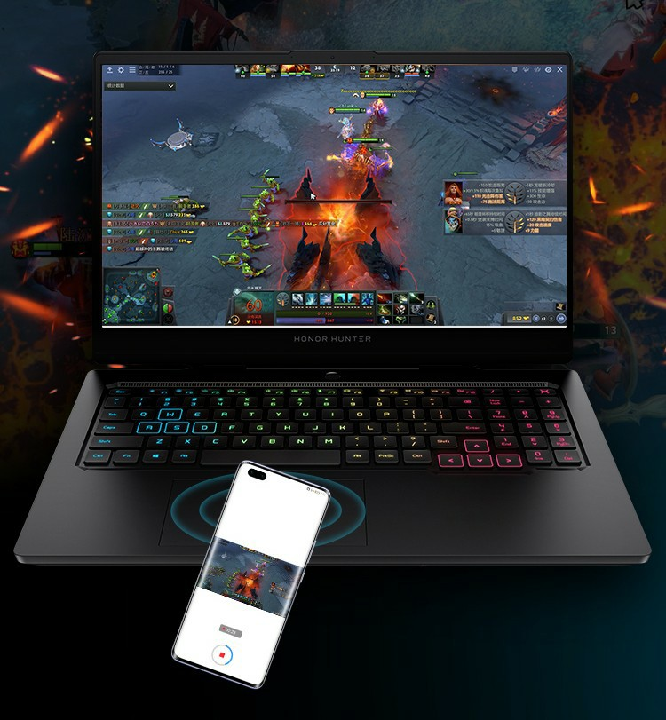 Honor Hunter V700 Gaming Notebook
