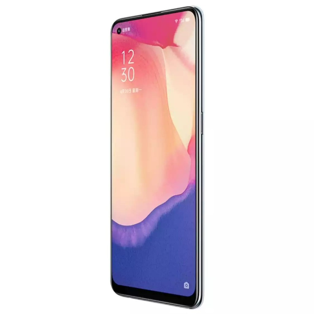 Oppo Reno4 SE official Rendering